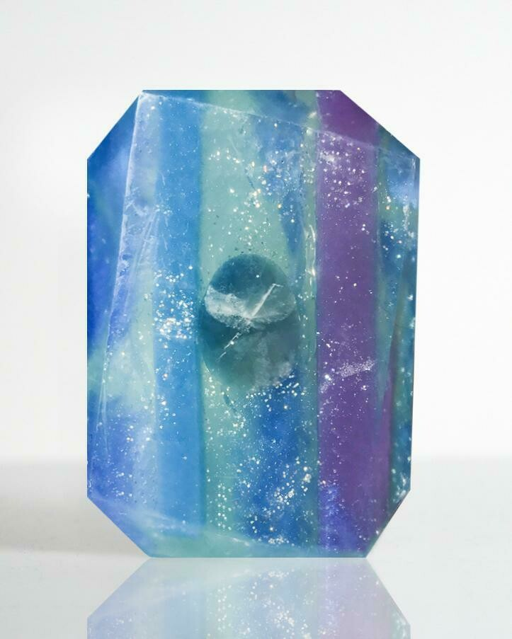 Wisdom & Knowledge Crystal Bar Soap