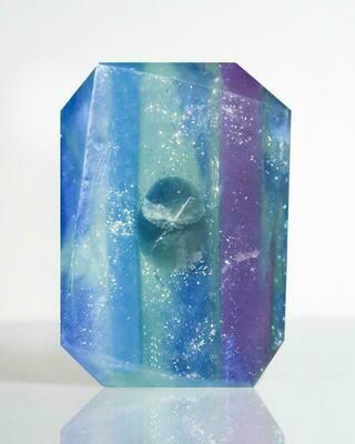 Wisdom & Knowledge Crystal Bar Soap