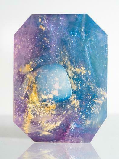 Eternity Crystal Bar Soap