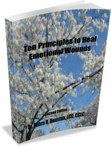 Ten Principles to Heal Emotional Wounds