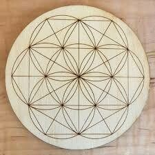 Flower of Life (6-inch)