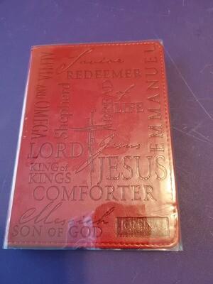 Names of Jesus - Journal