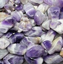 Chevron Amethyst Crystal