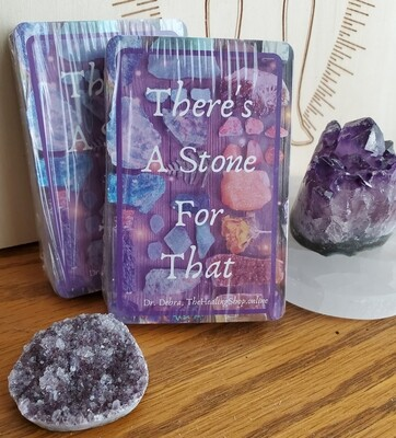 There's a Stone for That (Crystals Identification Cards)
