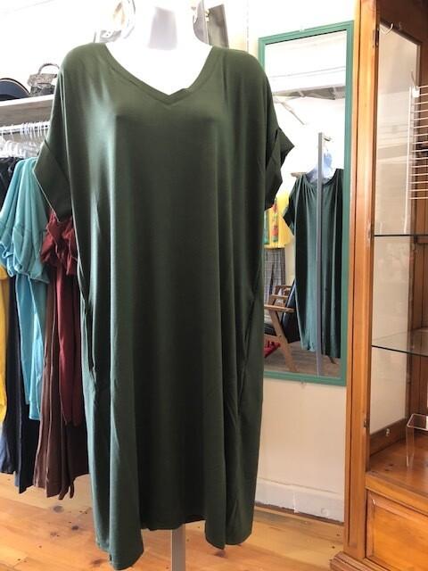 Dress Plus w/Pkts