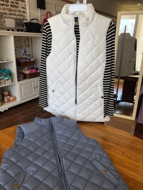 Vest Quilted