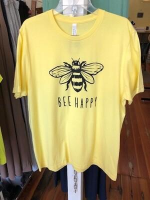 Bee Happy T-shirt Plus