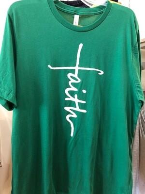 Faith -Plus T-Shirt