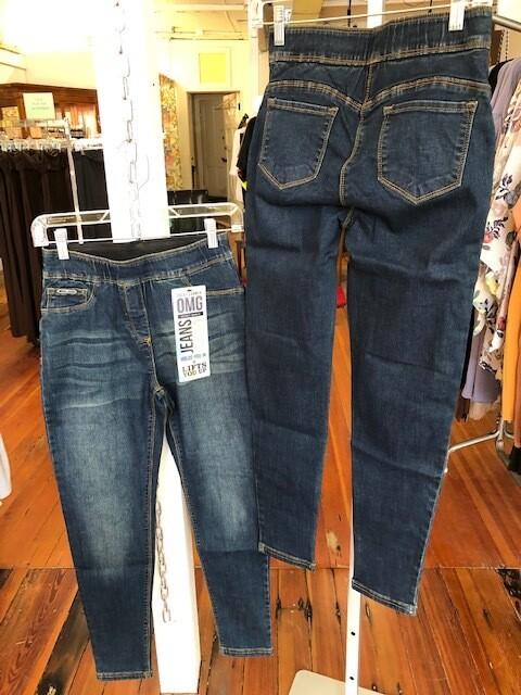 OMG Skinny Ankle Jean