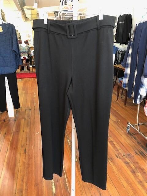 Belted Elastic Pant Plus