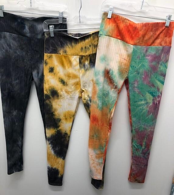 Tie Dye Legging