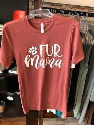 Fur Mama Tee