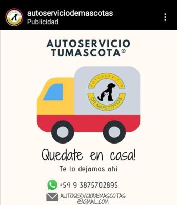 Autoservicio Tu Mascota