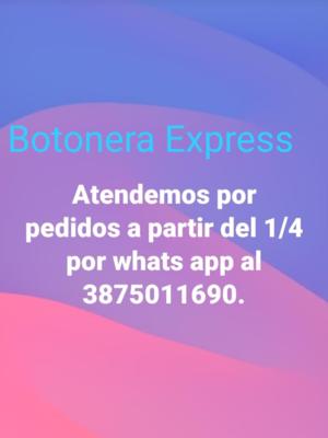 Botonera Express