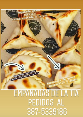 De la Tia Empanadas