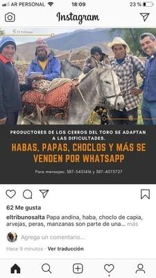 Productores Cerros del Toro