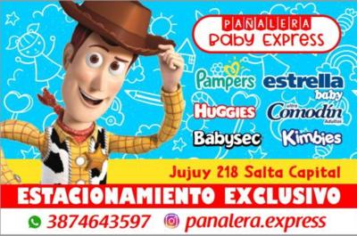 Pañalera Express