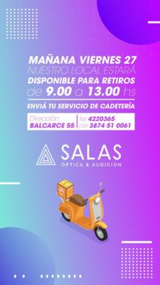 Optica Salas