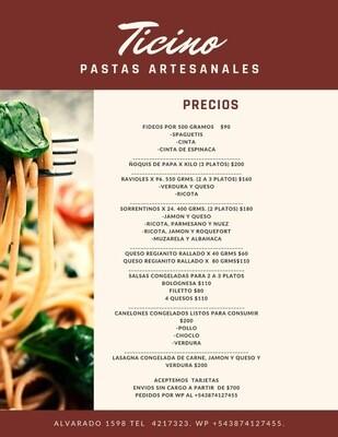 Ticino Pastas
