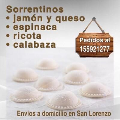 Pastas en San Lorenzo
