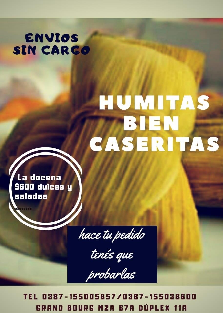 Humitas Caseritas