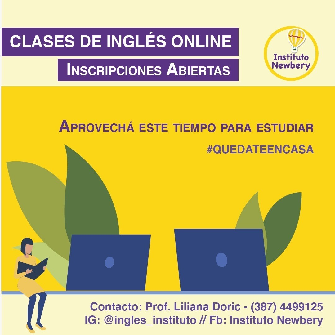 Instituto Newbery Inglés