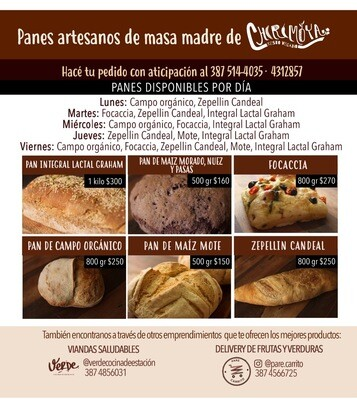Chirimoya Panadería y Resto Vegano