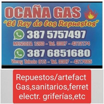 Ocaña Gas