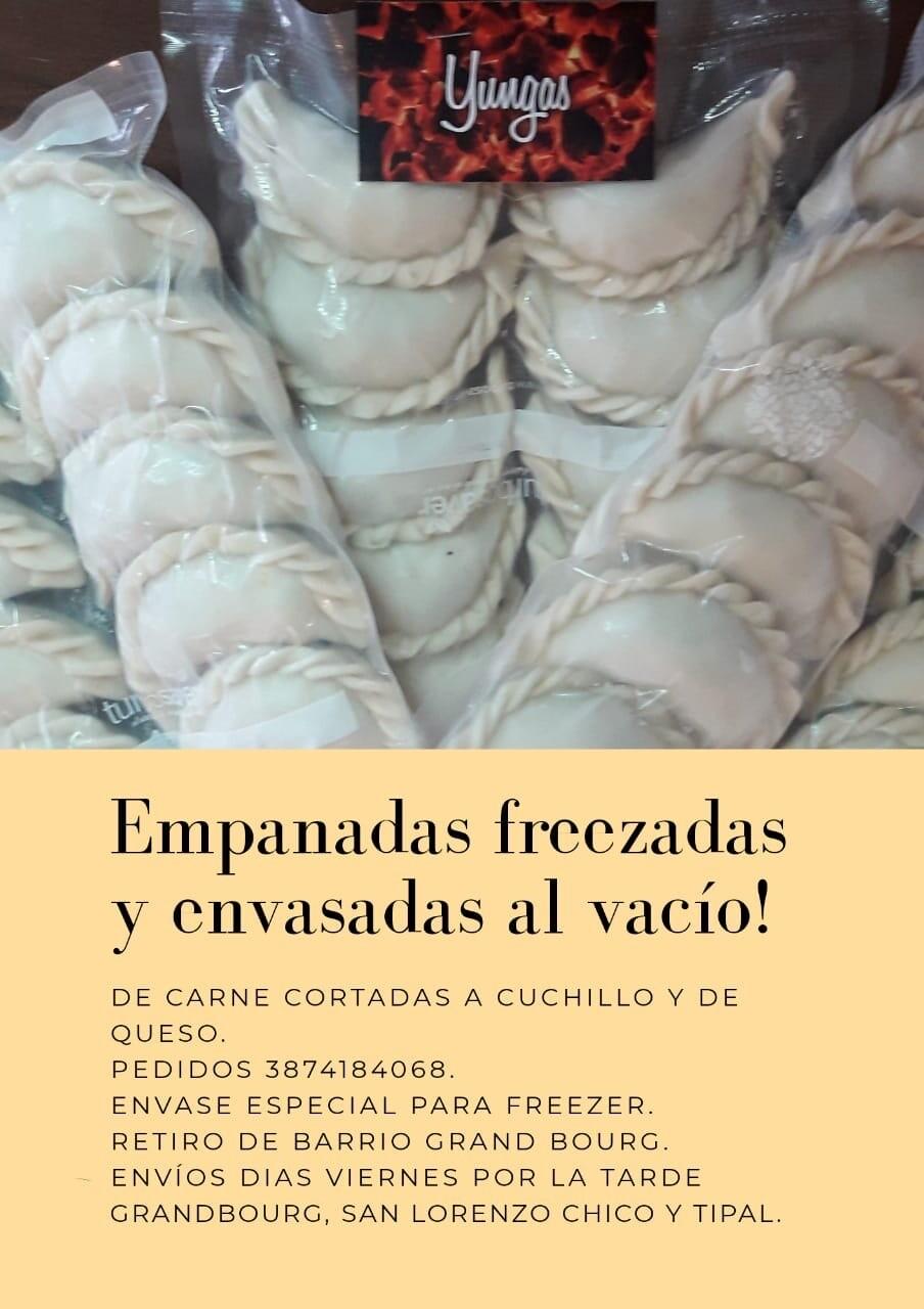 Yungas Empanadas