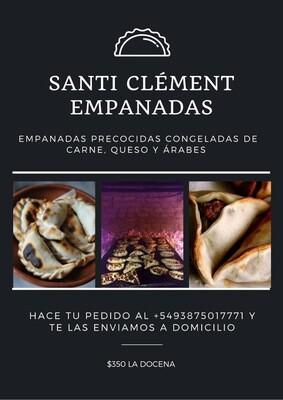 Santi Clement Empanadas