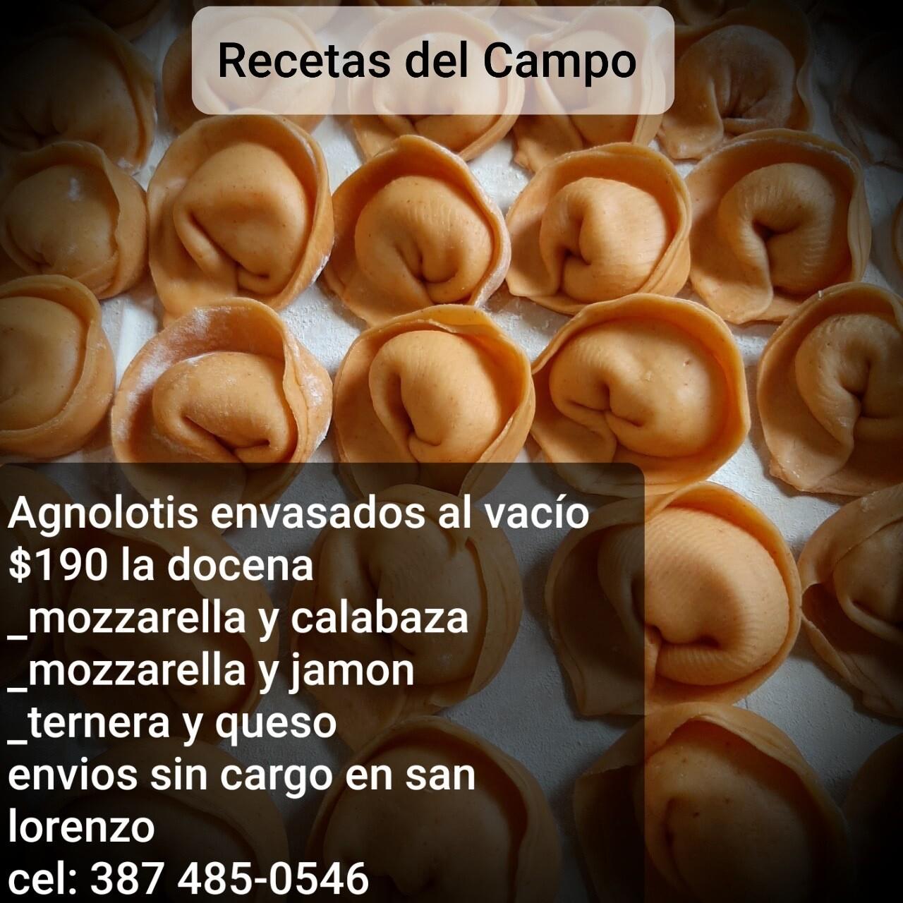 Recetas del Campo