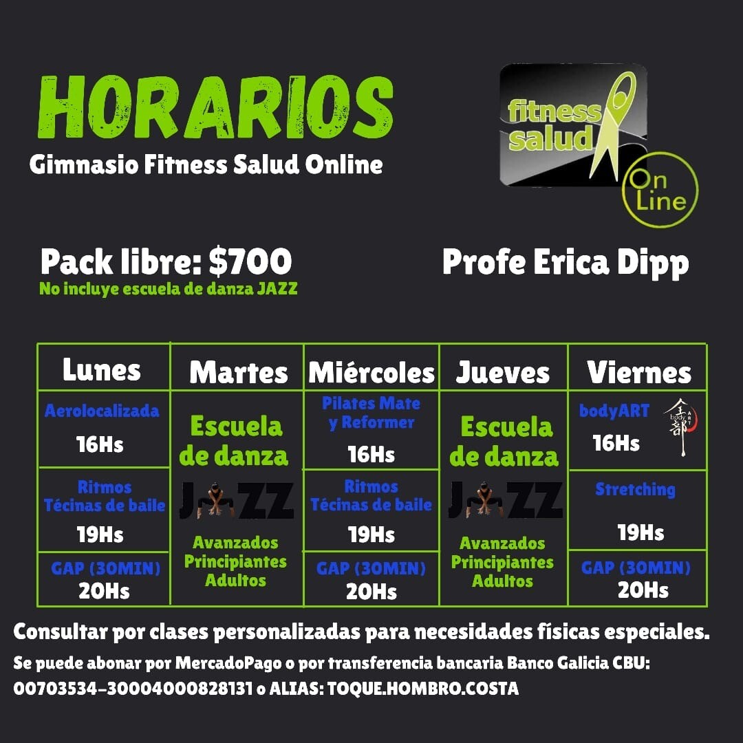 Fitness Salud