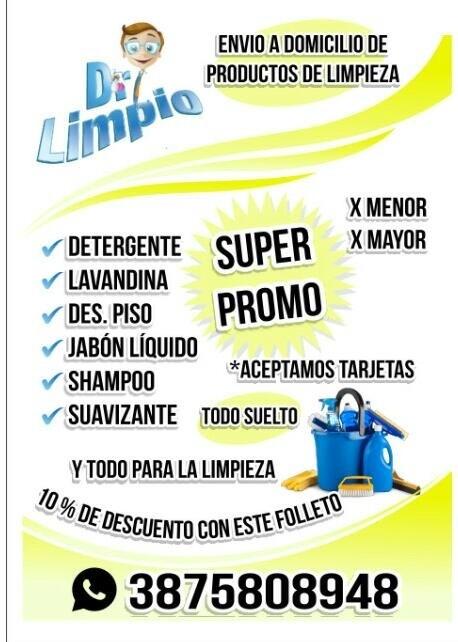 Dr. Limpio