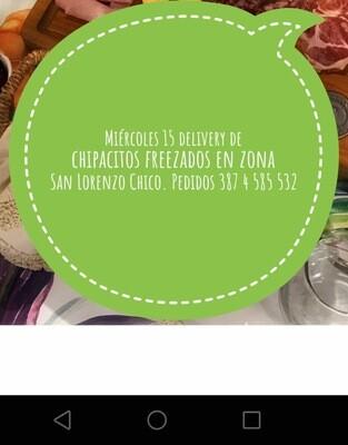 Chipacitos freezados