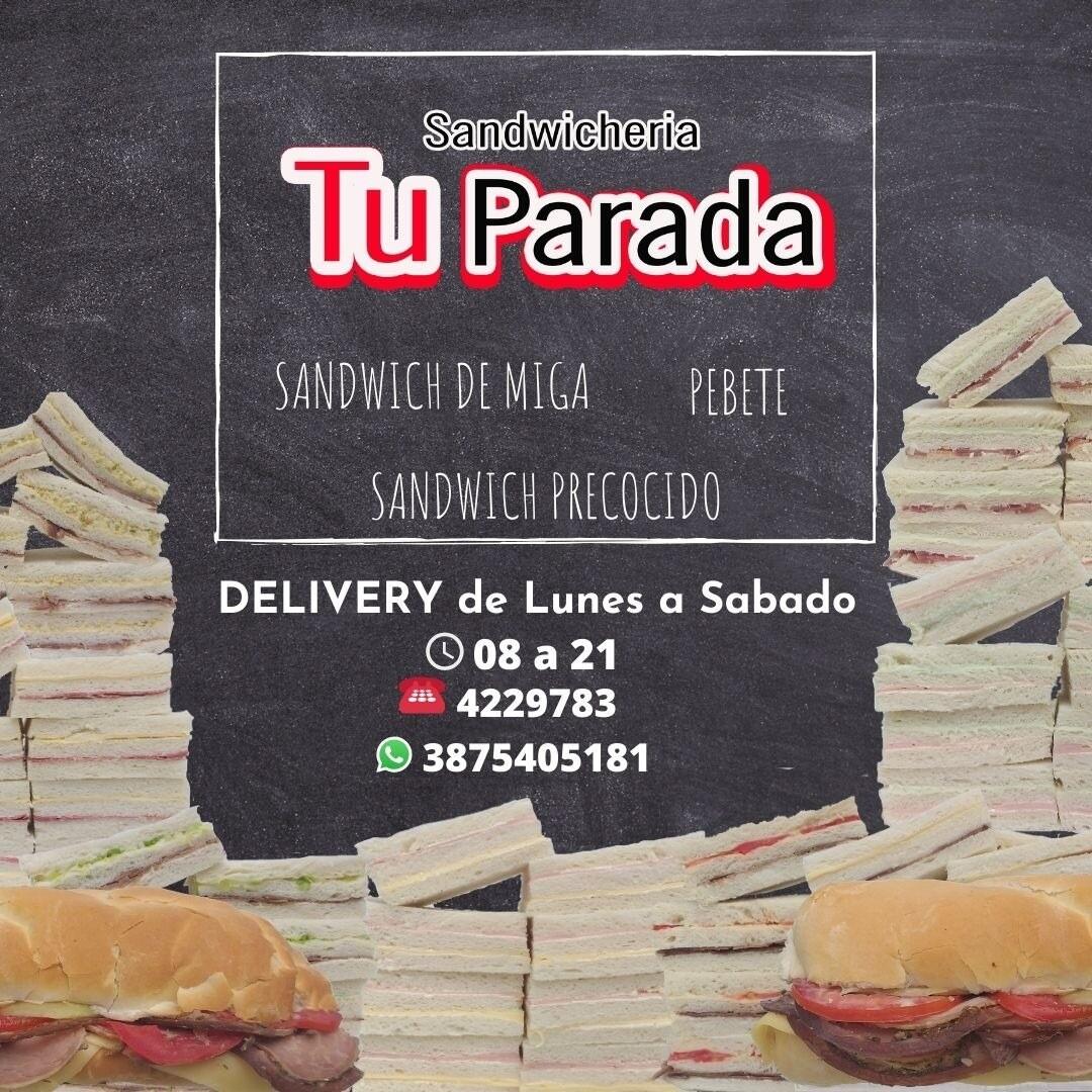 Tu Parada Sandwichs