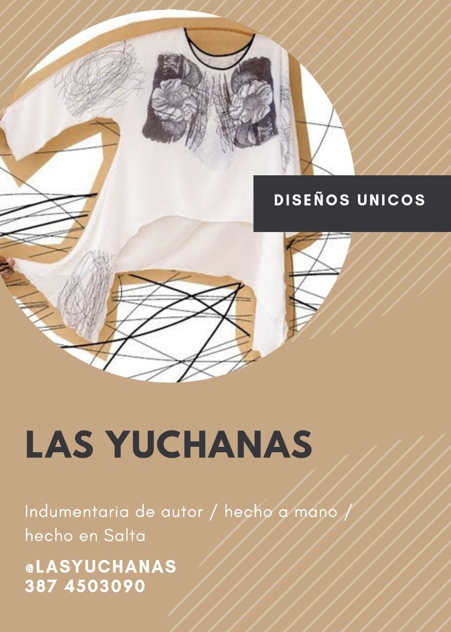 Las Yuchanas Diseños Únicos