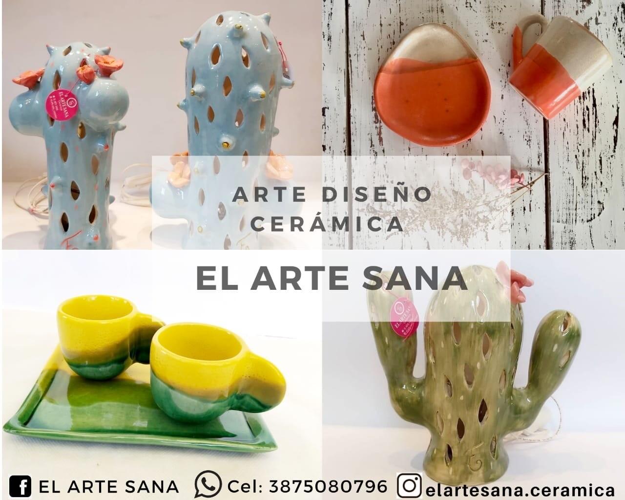 El Arte Sana