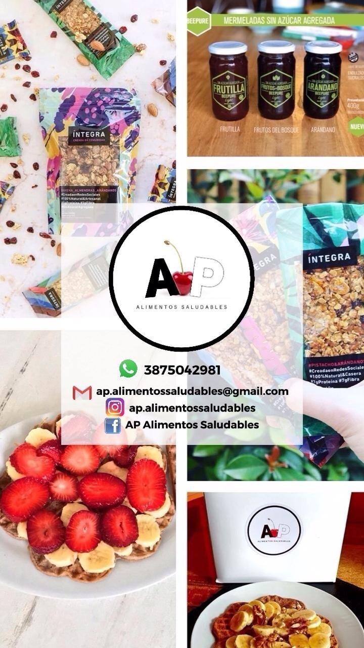 AP Alimentos Saludables