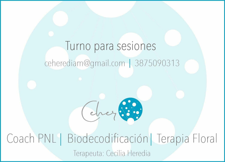 Cecilia Heredia Coach