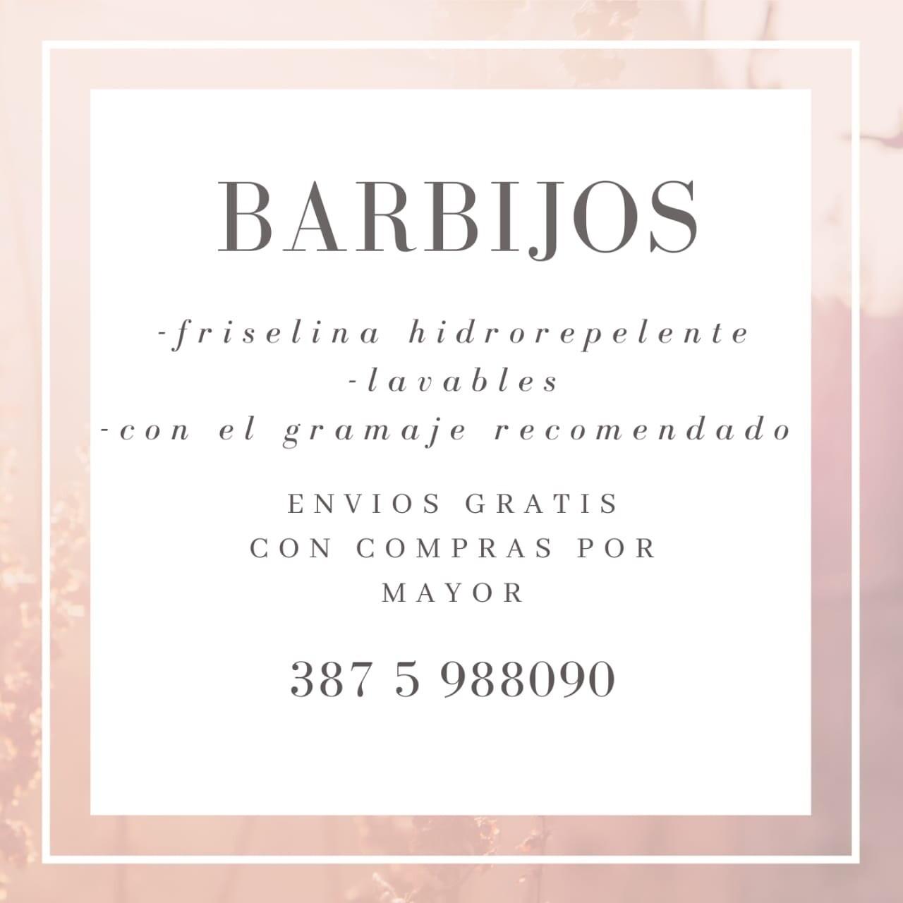 Barbijos