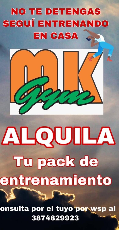 MK Gym Alquiler