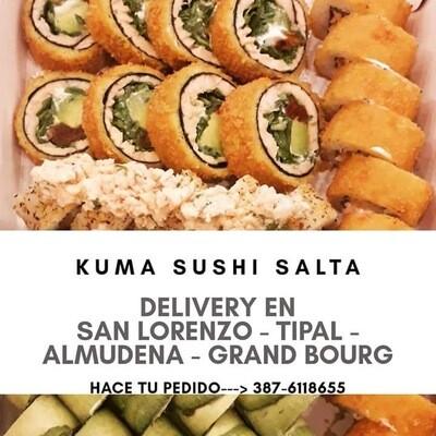 Kuma Sushi Salta