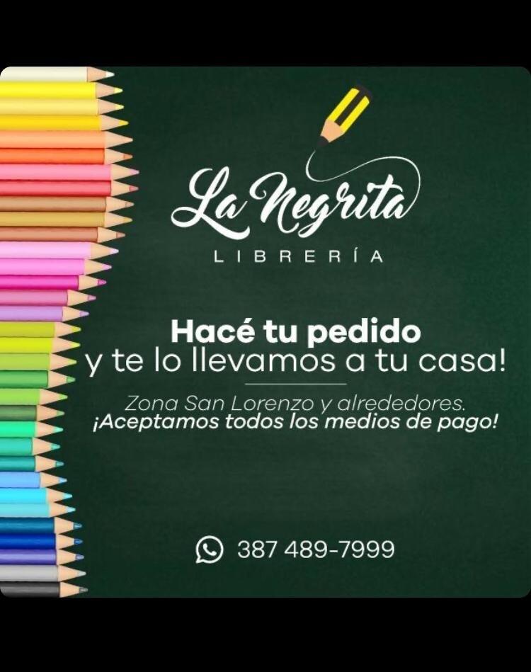 La Negrita Librería