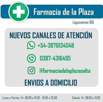 Farmacia de la Plaza