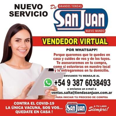 Tienda San Juan