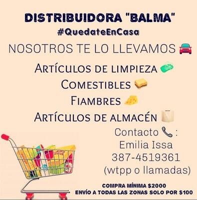 Distribuidora BALMA