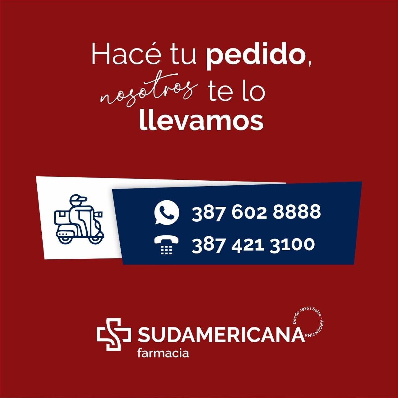 Sudamericana Farmacia
