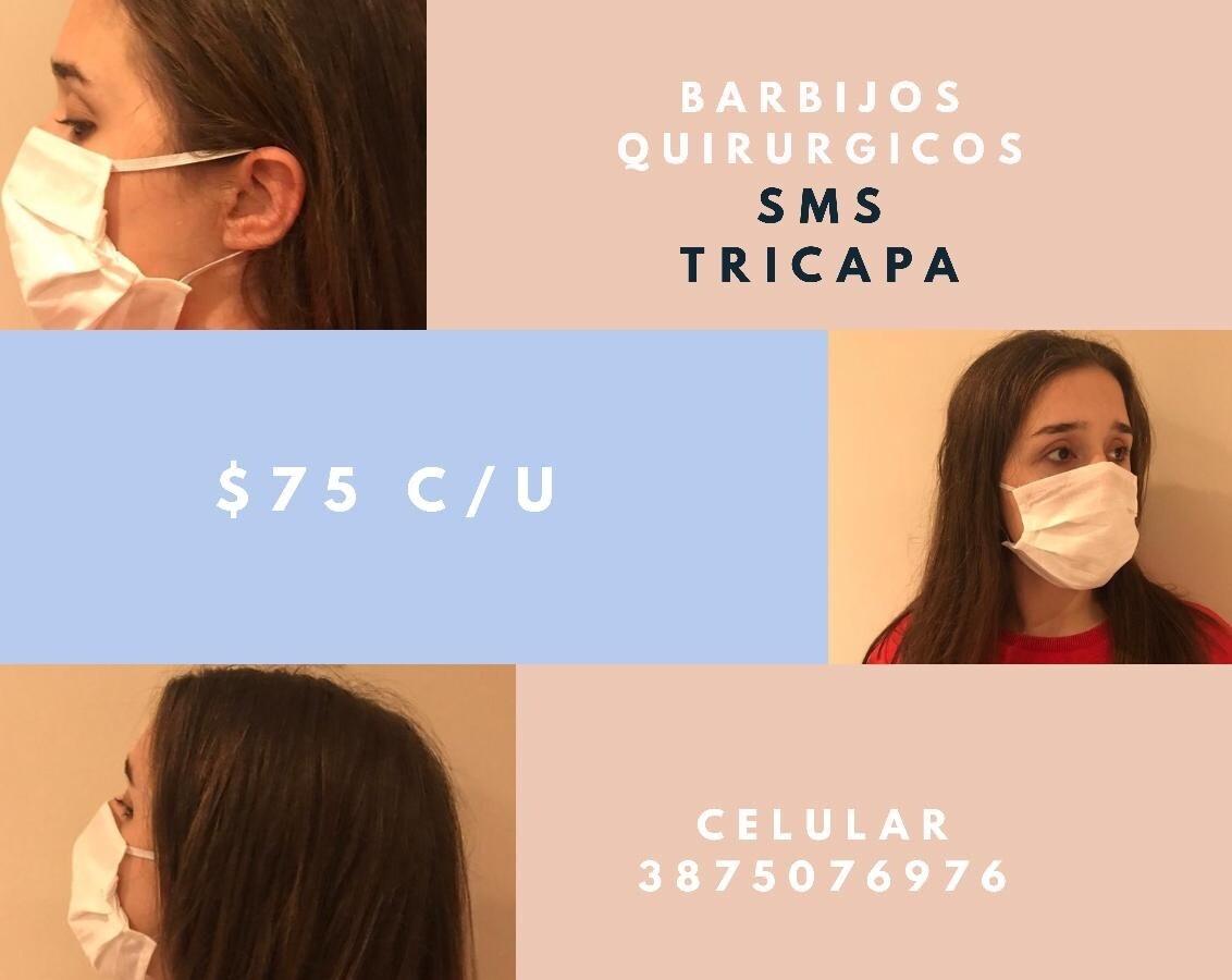 Barbijos Quirúrgicos