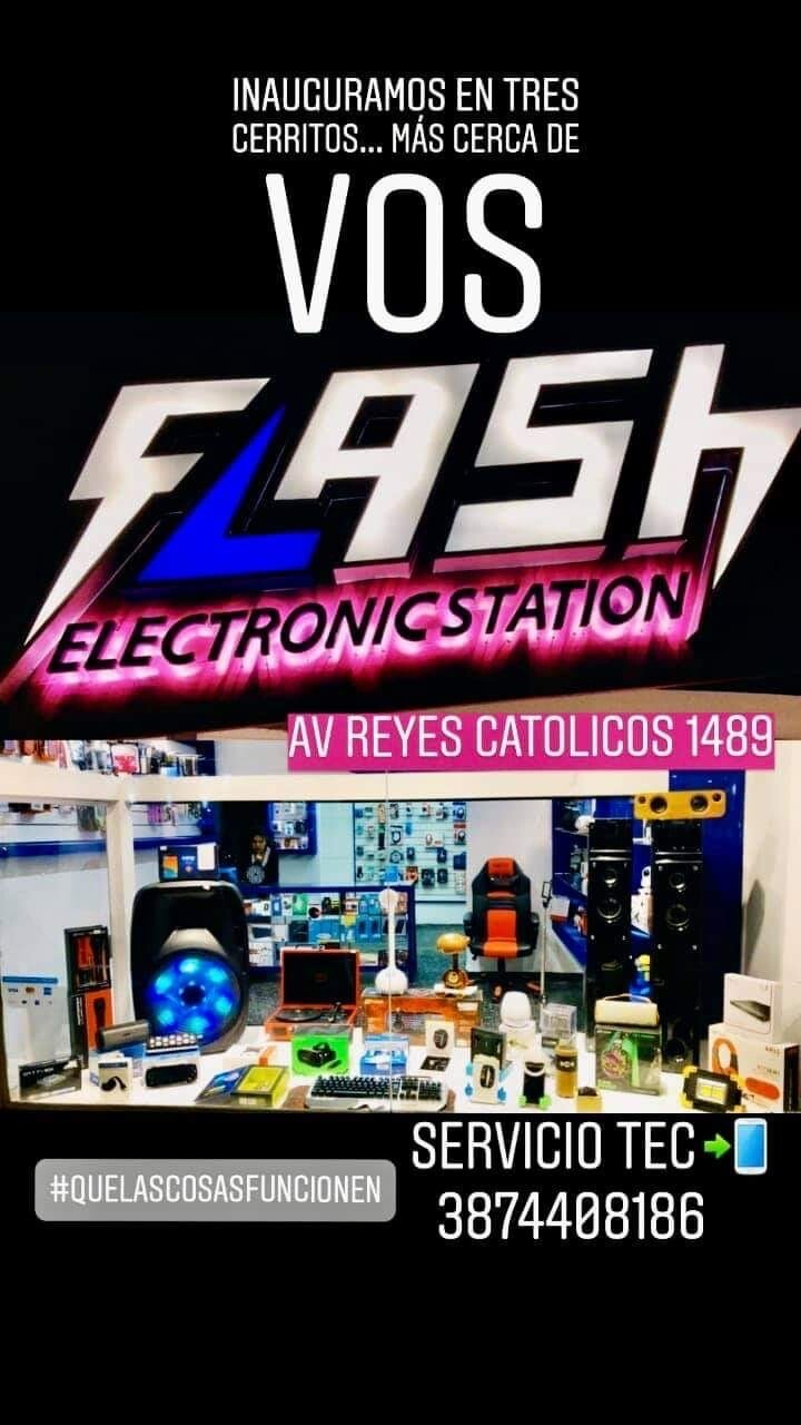Flash Electronic Station