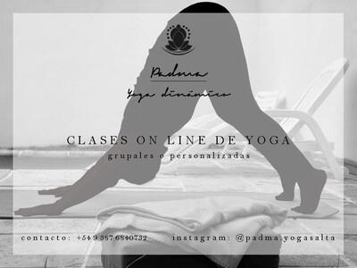 Padma Yoga Dinámica